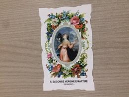 Santino S. Eliconide Vergine E Martire Della Serie Un Santo Per Ogni Giorno Dell'anno (28 Maggio) - Images Religieuses