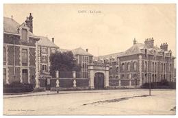 Aisne Laon Le Lycée National - Laon