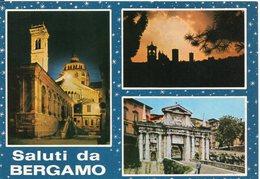 Saluti Da BERGAMO - Vedute - Bergamo