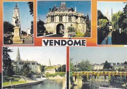 VENDOME  - Dépt 41 - Multivues - Vendome