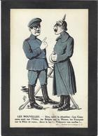 CPA PIETTE Allemagne Germany Caricature Satirique Patriotique Anti Kaiser Patriotique Guerre Non Circulé - Guerre 1914-18