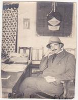 Lot De 5 Anciennes Photos Amateur / Congo Belge, Motocyclette, Famille, Enfant / Année 1920 - Africa