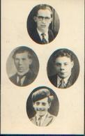 (THY-LE-CHÂTEAU) Souvenir Mortuaire Collectif De Résistants Fusillés : MATIS, G., GELAIN, R., ADAM, M. & SAINTELET, C. - 1939-45