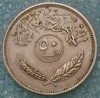 Iraq 50 Fils, 1970 -2426 - Iraq