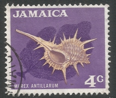 Jamaica. 1970 Definitives. 4c Used. SG 310 - Jamaica (1962-...)