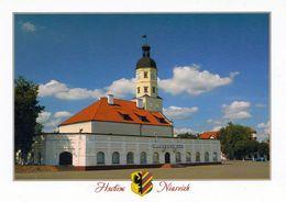 1 AK Weißrussland Belarus * Das Rathaus Der Stadt Njaswisch  (auch Niasvizh, Neswisch) - Erbaut 1586 - Weißrussland