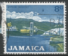 Jamaica. 1970 Definitives. 8c Used. SG 312 - Jamaica (1962-...)