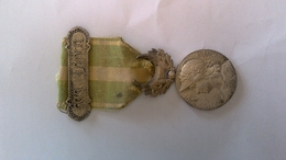 Médaille Maroc Agrafe Casablanca - France