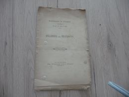 Occitan Félibre 1888 Maintenance De Provence école De Lar D'Aix Félibrée Des Brandons 8 P Rare - Languedoc-Roussillon