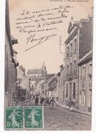 28 Eure Et Loir -  EPERNON -  Rue Du Grand-Pont  - 1909 - Epernon