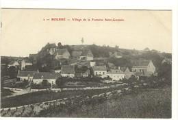 Carte Postale Ancienne Bourré - Village De La Fontaine Saint Germain - France