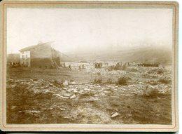 88 VOSGES LES RUINES DE DOMEVRE SUR AVIERE 1895 - Anciennes (Av. 1900)