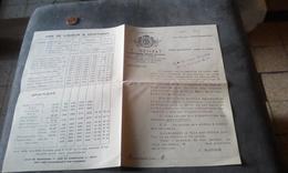 Publicité Sur Le Vin F.Desirat Gourdon Gendre Négociant A Bordeaux Année 1932 - Other