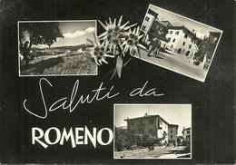 Romeno (Trento) Vedute E Scorci Panoramici, Panoramic Views, Vues Panoramiques, Ansichten - Trento