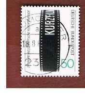 GERMANIA (GERMANY) - SG 1884  - 1979 SHORT FILM FESTIVAL     -  USED - [7] Federal Republic