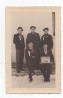 Nassiet. Classe 1940. Carte Photo Capdeville. - France