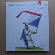 Peter Barber - Switzerland 700 (Suisse) / 1991- éd. The British Library - Europa