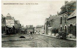Origny-ste-benoite Larue De La Croix -Non Voyagee - Francia