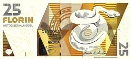 ARUBA P. 17c 25 F 2012 UNC - Aruba (1986-...)