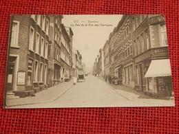 VERVIERS  -  Le Bas De La Rue Des Fabriques - Verviers