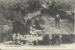 AUDIERNE, Chemin Creux à Penfrat - Audierne