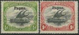 Papua. Yt9-10. - Papua New Guinea
