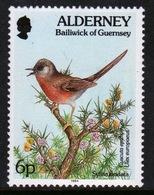 Alderney Single 6p Stamp From The 'Flora And Fauna' Definitive Set. - Alderney