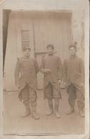 HUMES CARTE PHOTO MILITARIA  152 ème RI 29 ème Camps 1 ERE SECTION - Francia
