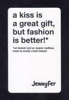 Carte Cadeau  JENNYFER.   Gift Card. - Cartes Cadeaux