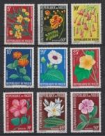 1964/65 Niger Fiori Flowers Blumen Fleurs MNH** Fio219 - Flora