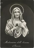 W3197 Siracusa - Madonna Madonnina Delle Lacrime / Non Viaggiata - Vergine Maria E Madonne