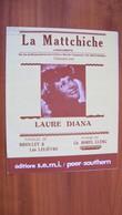 La Mattchiche - Laure Diana - Ed S.e.m.i./peer Southern - Liederbücher