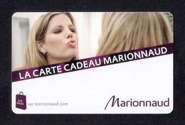 Carte Cadeau MARIONNAUD.   Gift Card. - Cartes Cadeaux