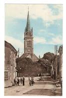 79 DEUX SEVRES - SAINT HILAIRE LA PALUD L'Eglise Et La Grande Rue - France