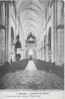 4. Moreuil. - Intérieur De L'Eglise CPA Non écrite - Moreuil