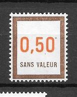 FRANCE FICTIF N°F210**  Mnh   Sans Charnière - Phantomausgaben