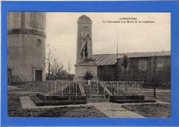 80 SOMME - LONGUEVAL Le Monument Aux Morts De La Commune - France