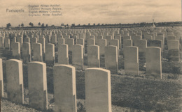 R019485 Poelcapelle. English Military Cemetery. A. Francois - Cartes Postales