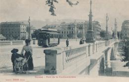 R019492 Geneve. Pont De La Coulouvreniere. Monopol. No 3003 - Postcards