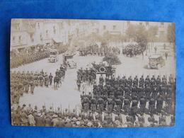 WWI Militaria Revue De Troupes Taxi De La Marne ? à Localiser - Photos