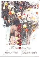 Annullo Modena Centro Natale 19.11.2011, Su Cartolina Pubblicitaria Yves Rocher. - Otros