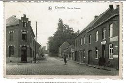 Ellezelles - Rue De Frasnes - Cafés - Circulée En 1948 - Edit. Wallemacq - 2 Scans - Ellezelles