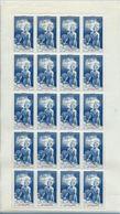 Indochine YT PA 23 XX / MNH En Feuille Complète De 20 - Indochine (1889-1945)