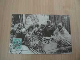 CP30/ MAROC FABRICANTS DE SOUFFLETS / CARTE VOYAGEE - Morocco