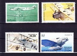 Lot De 4 Timbres Poste Aérienne N° 60 - 61 - 62 - 64 - Poste Aérienne