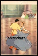 ÄLTERE POSTKARTE CINDERELLA WAR DOCH DIE SCHÖNSTE IM SAAL KINO KINOFILM WALT DISNEY Cpa Postcard Ansichtskarte - Disney