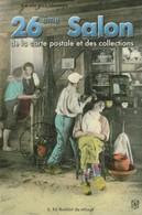 61- Alençon - 2006 - Sées 2007 21 Eme Salon De La Carte Postale Et Des Collections   (expo : Tintin ) - Bourses & Salons De Collections