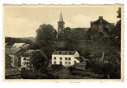 Grupont - Vue Vers L'Eglise - Circulée - Edit. Mosa N° 3493 - 2 Scans - Tellin