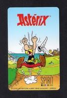 Carte Cadeau  SPIRIT - Astérix.   Gift Card. - Cartes Cadeaux