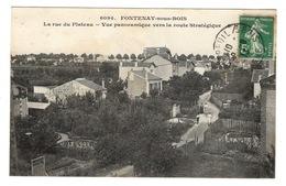 94 VAL DE MARNE - FONTENAY SOUS BOIS Rue Du Plateau (voir Descriptif) - Fontenay Sous Bois